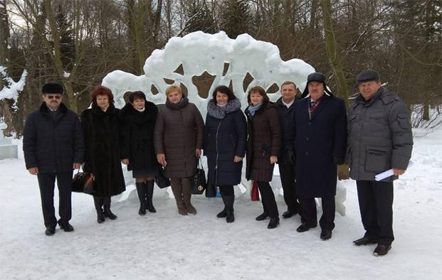 Заседание круглого стола на базе Государственного научного учреждения «Центральный ботанический сад Национальной академии наук Беларуси»
