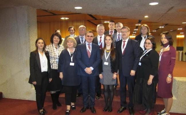 138-я Ассамблея Межпарламентского союза, г. Женеве