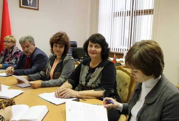 Заседание  Постоянной комиссии по вопросам экологии, природопользования и чернобыльской катастрофы