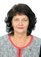 Депутат Палаты представителей Наумчик Алла Александровна